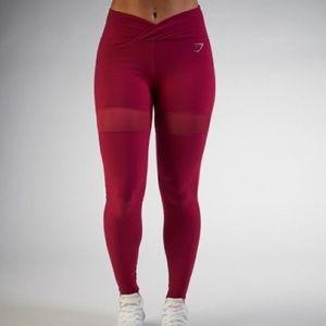 Gymshark Pants - Gymshark Nikki B dynamic leggings